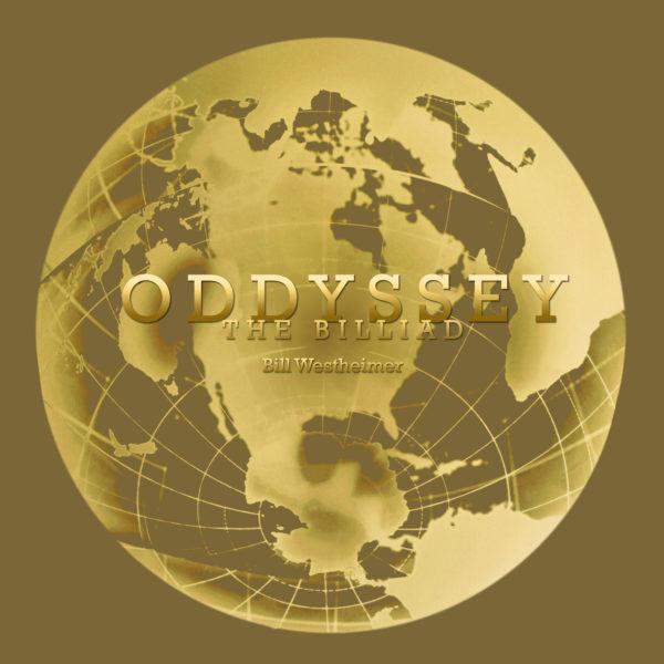 Oddyssey Book Cover