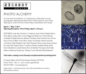 Photo Alchemy invitation