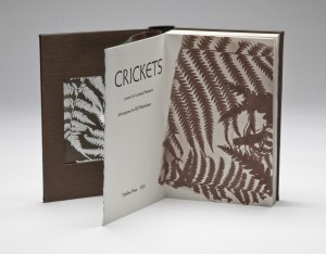 Crickets Title Page