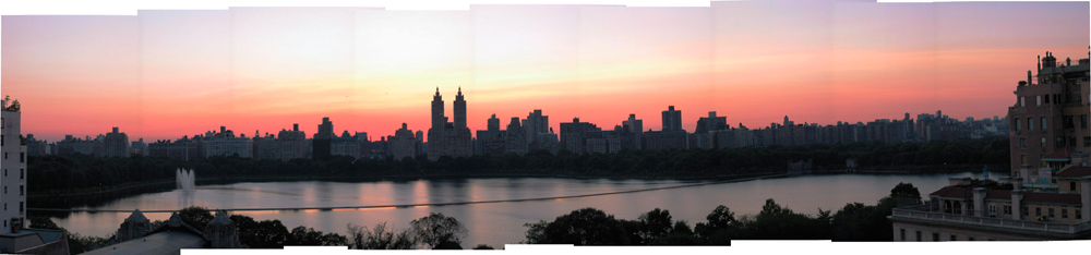 NYC-sunset-panorama