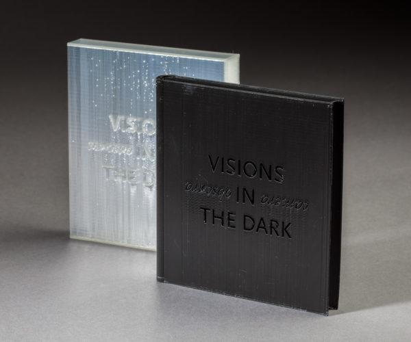 3D printed book