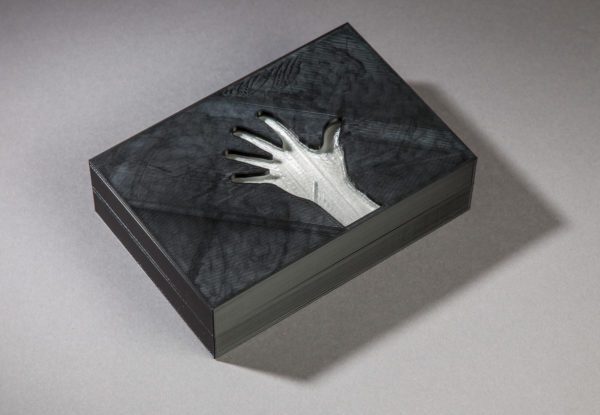 Manual 3D printed Book