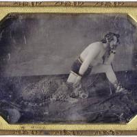 Ezekiel Hawkins - Portrait of Jaguar Tamer
