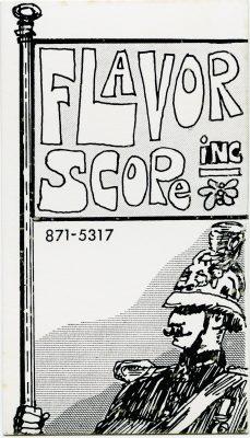 Flavor Scope Business Card