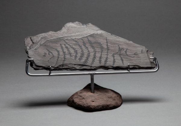 Wilted Fern Anthropocene Sculpture